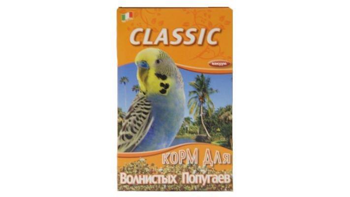 Fiory Classic [ корм д/волнист. попугаев, 400 гр.]