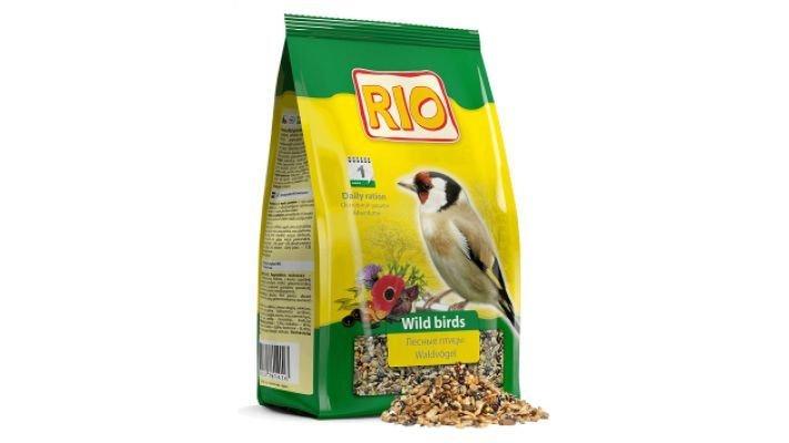Rio [корм д/лесных птиц, 500 гр.]