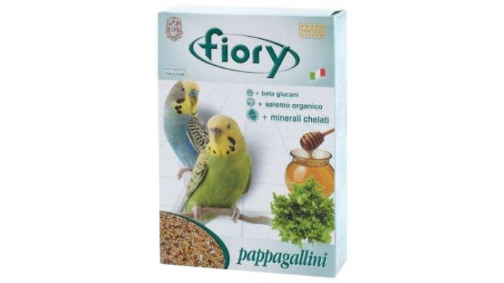 Fiory Рappagallini [корм д/волн попугаев, 400 гр.]