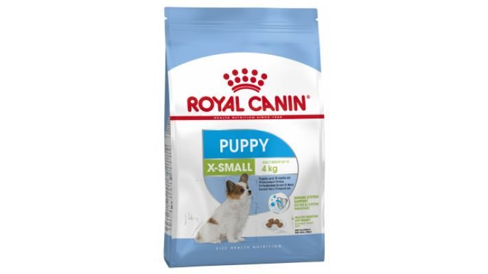 Royal Canin X-Small Puppy [д/щенков, 500 гр.]