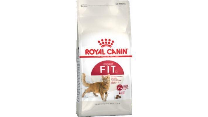 Royal Canin Fit [д/кошек, 400 гр.]
