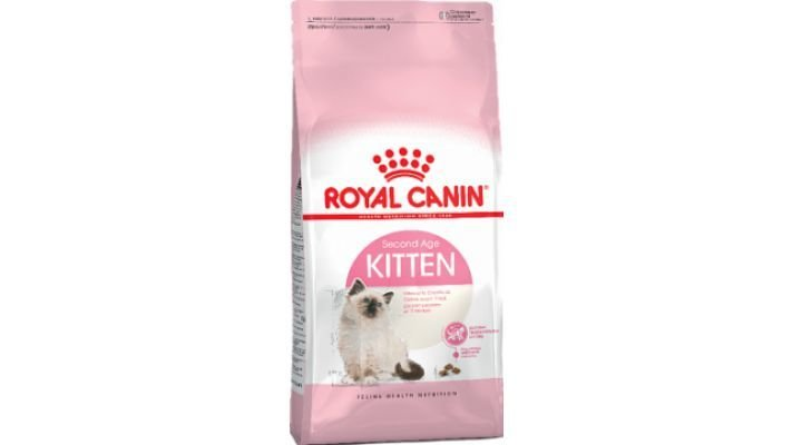 Royal Canin Kitten [д/котят, 400 гр.]