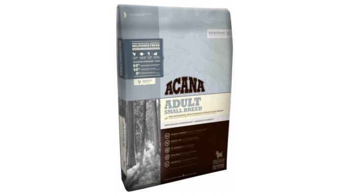 Acana Small Breed Adult [д/собак, цыпленок, 340 гр.]