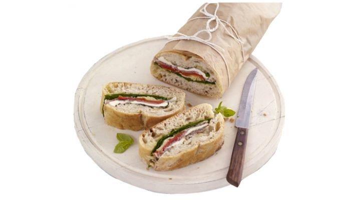 Сэндвич Пикник [с курицей]