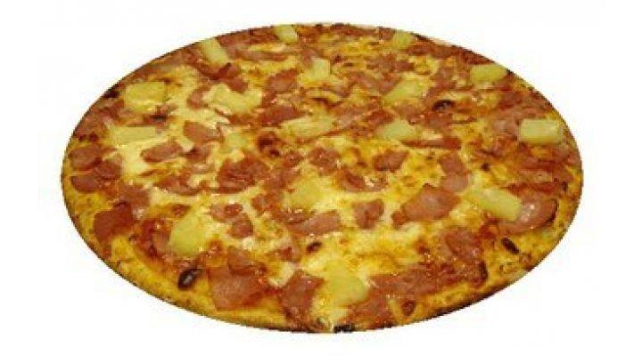 Пицца [Гавайская, 1 кусок]