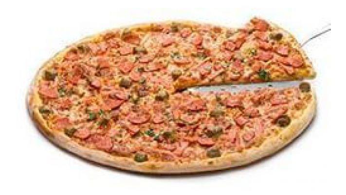 Пицца [Де-Люкс, 1 кусок]