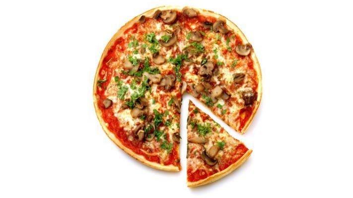 Пицца [Манхеттен, 1 кусок]