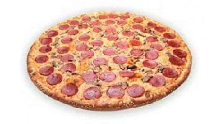 Пицца [Пепперони, 40 см.]