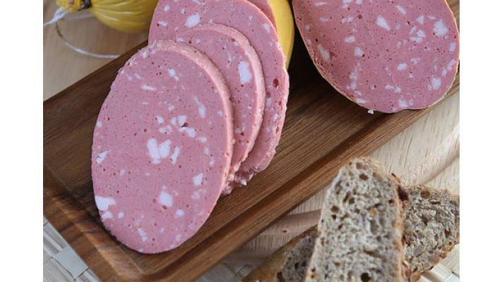 Колбаса [вареная с сыром, 400 гр.]