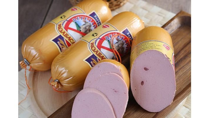 Колбаса [вареная молочная, 400 гр.]