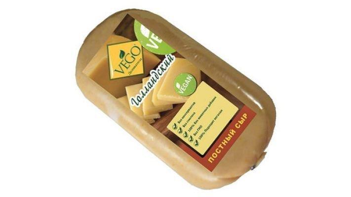 Сыр [Голландский, постный, 400 гр.]