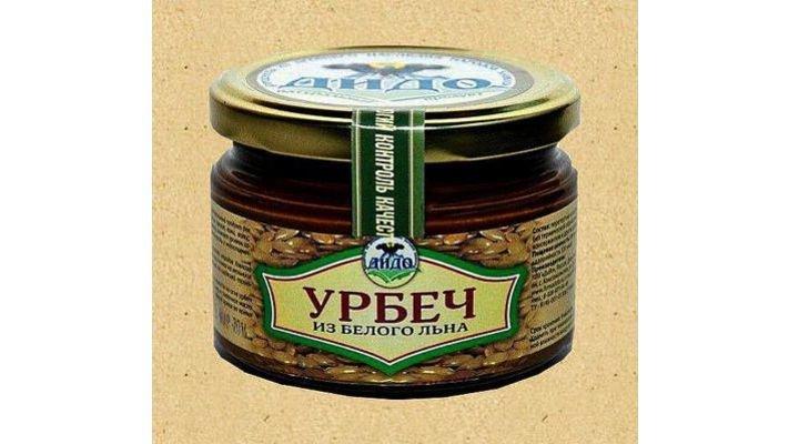 Урбеч-паста [из белого льна, 270 гр.]