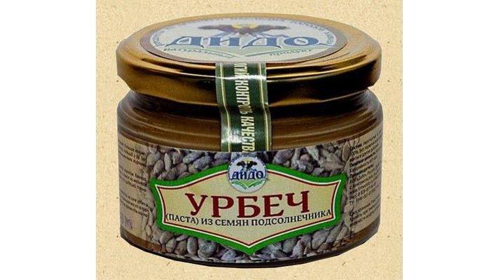 Урбеч-паста [из подсолнечника, 270 гр.]