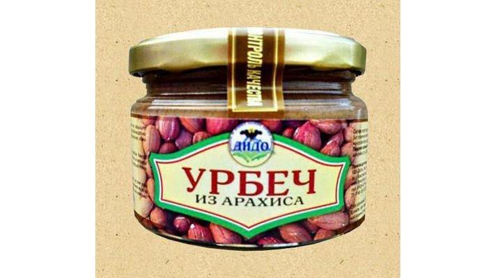 Урбеч-паста [из арахиса, 270 гр.]