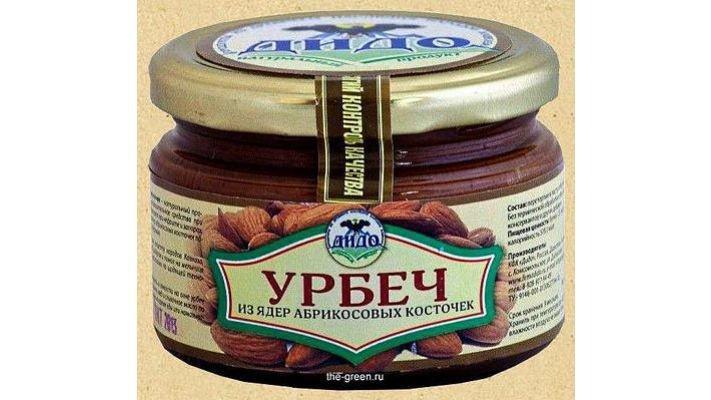 Урбеч-паста [из абрикосовых косточек, 270 гр.]