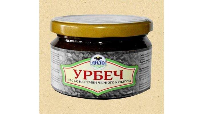 Урбеч-паста [из черного кунжута, 270 гр.]