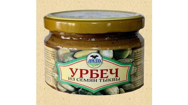 Урбеч-паста [из семян тыквы, 270 гр.]