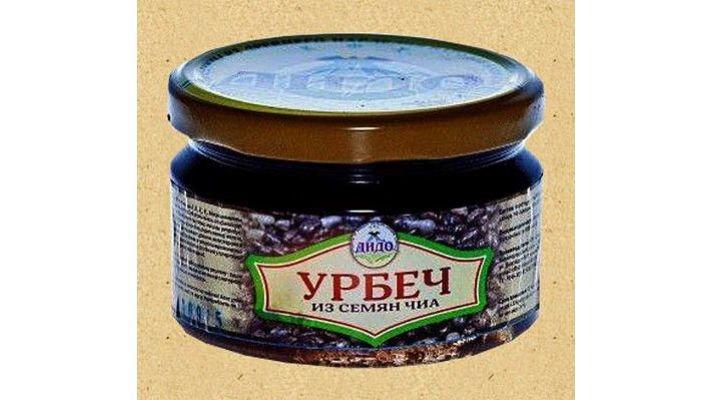 Урбеч-паста [из семян чиа, 270 гр.]
