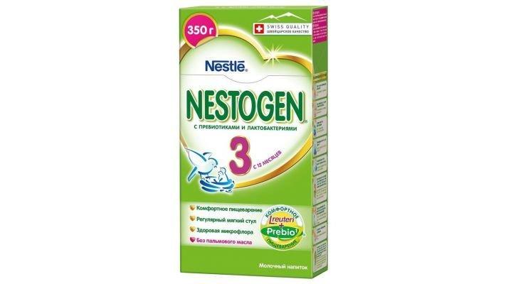 Детское молочко [Nestogen 3 с 12 месяцев, 350 г, 1 шт.]