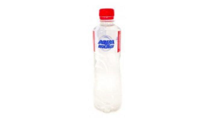 Вода [Аквагелиос структурированная, 0,5 л.]