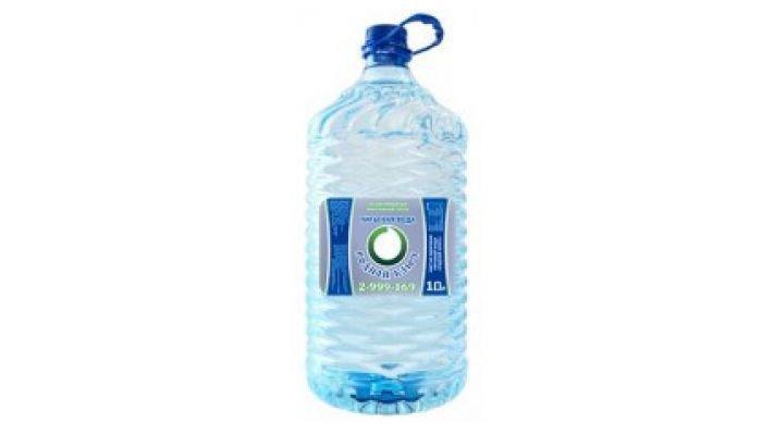 Вода [Родной ключ, 10 л.]