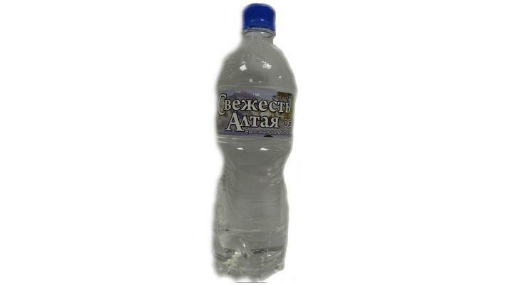 Вода [Свежесть Алтая, 0,6 л.]