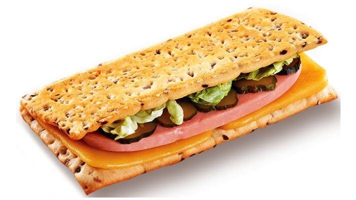Классический Сэндвич [с ветчиной и сыром]