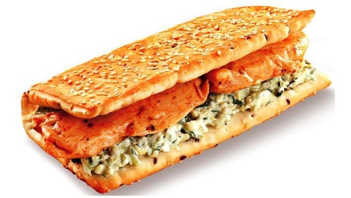 Сэндвич [с куриной грудкой / большой]