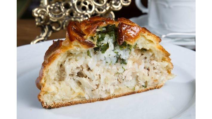 Пирог [Курник, 500 гр.]