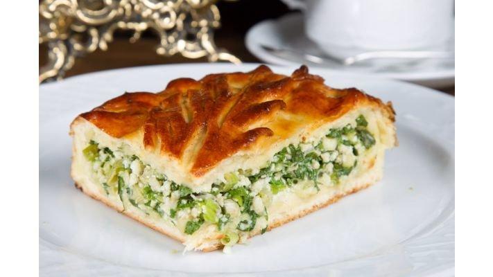 Пирог [с луком и яйцом, 1000 гр.]