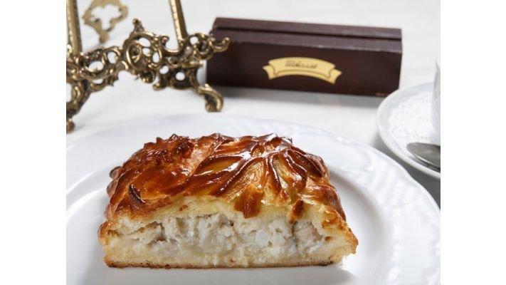 Пирог [с байкальским омулем, 1000 гр.]