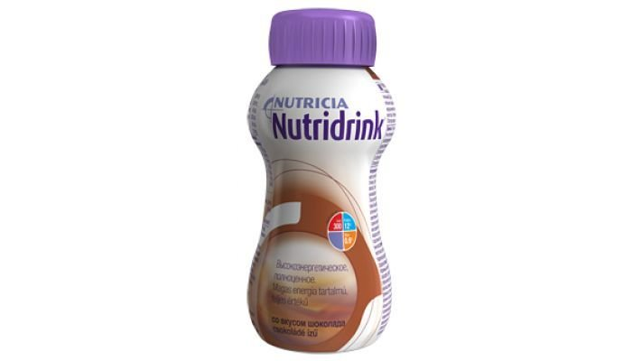 Молочная смесь [Nutridrink для энтерального питания, Шоколад]