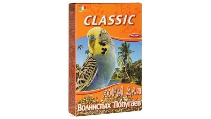 Корм [Fiory Classic Cocory для волнистых попугаев, 400 гр.]