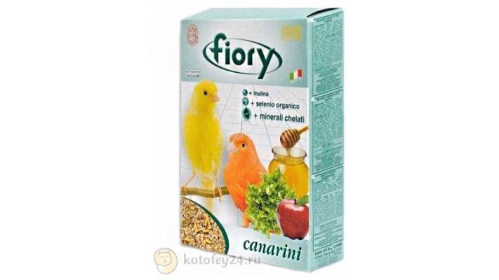 Корм [Fiory Canarini для канареек, 400 гр.]