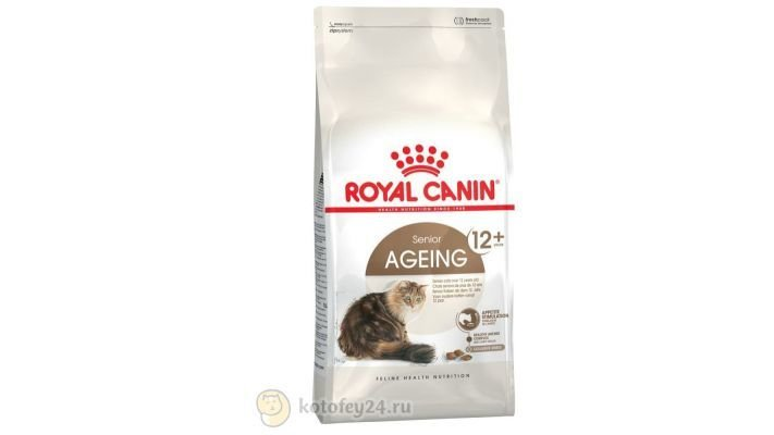 Корм [Royal Canin Ageing 12+, 400 гр.]