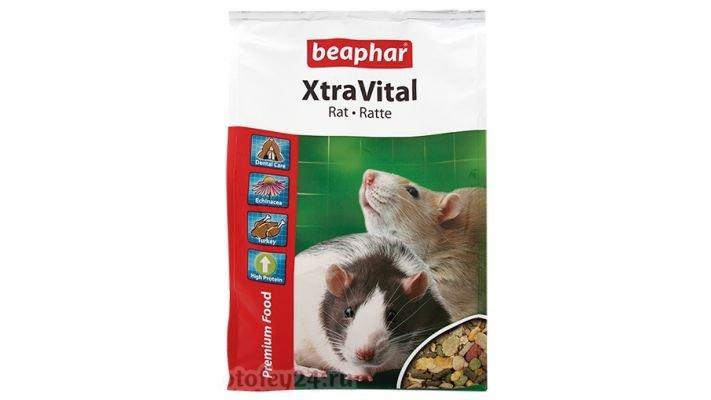Корм [Beaphar XtraVital для крыс, 500 гр.]