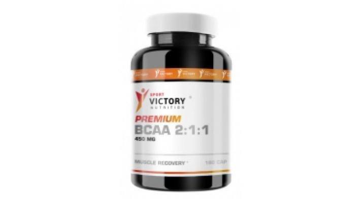 Premium BCAA 2:1:1[, 180 кап.]