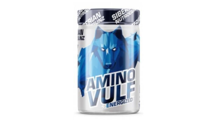 AminoVulf  [ENERGIZED 0,225 кг., дыня]