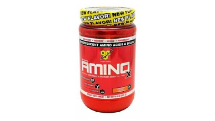 BSN [Amino-X 30 serv - Strawberry Orange]