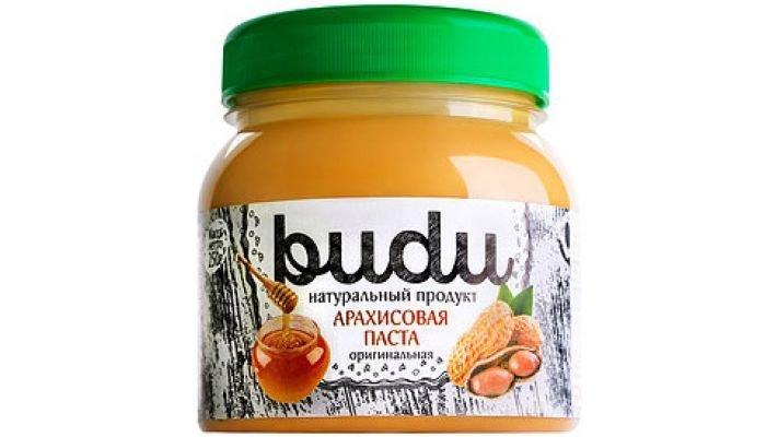 """Арахисовая паста [Budu """"Оригинальная"""" 250 гр.]"""