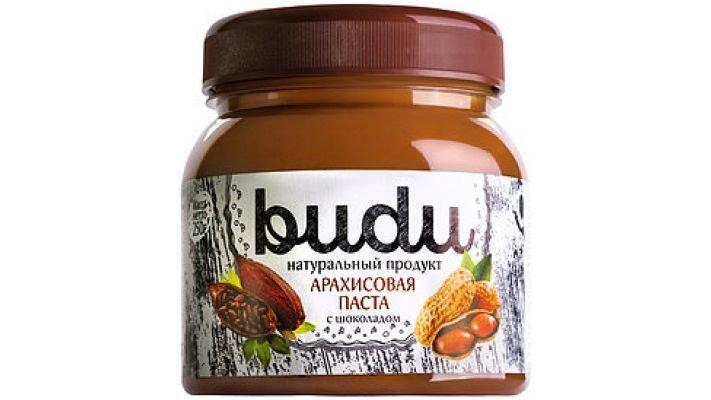 """Арахисовая паста [Budu """"С шоколадом""""]"""