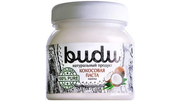 """Кокосовая паста [Budu """"Манна"""", 250 гр.]"""