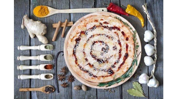 Пицца [Гавайская, 24 см.]
