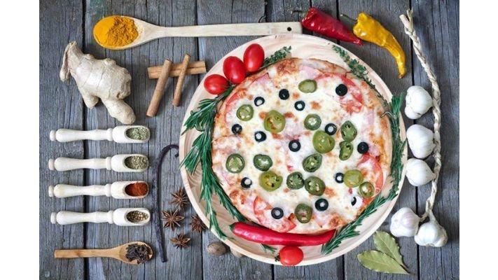 Пицца [Диабло, 24 см.]