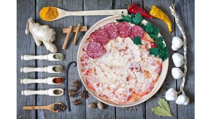 Пицца [Пепперони, 24 см.]
