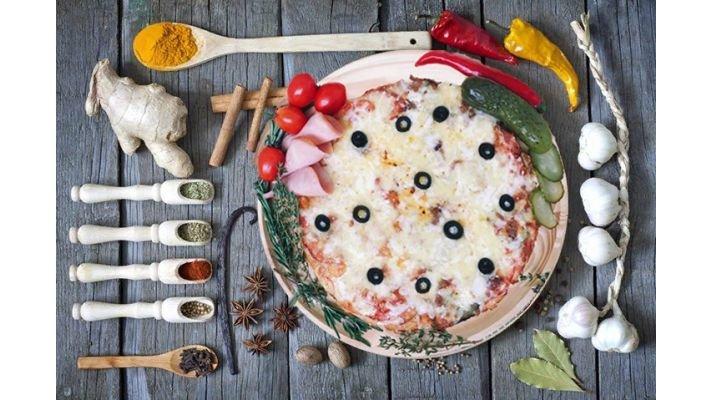 Пицца [Солянка, 24 см.]