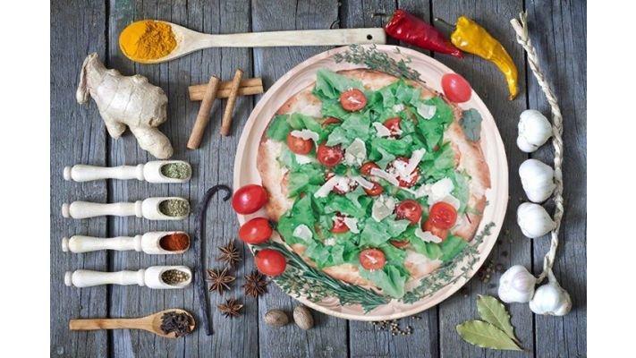Пицца [Цезарь, 24 см.]