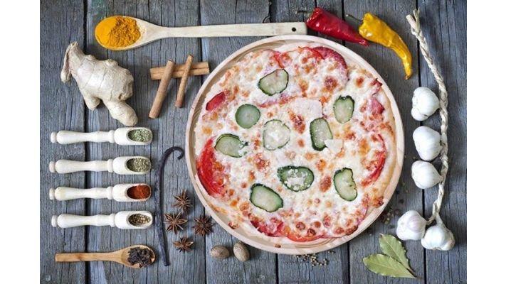 Пицца [Мясная по-домашнему, 24 см.]