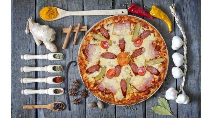 Пицца [Охотничья, 24 см.]