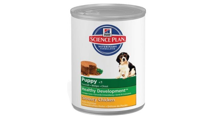 Hill's SP Puppy Savoury Chicken[, 370 гр.]